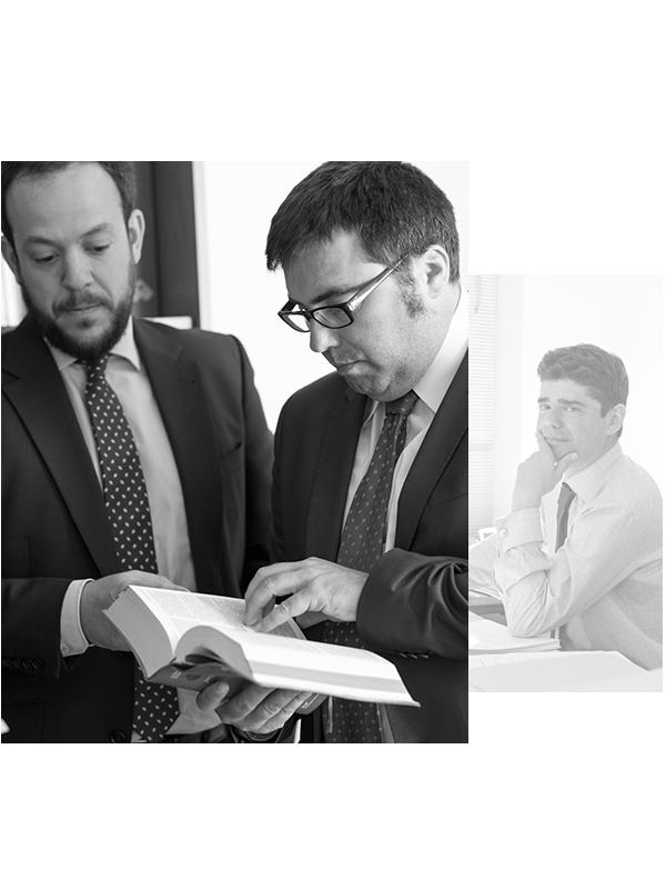 vecindia abogados especialistas en comunidades de propietarios equipo trabajando - Asesoría legal y jurídica en contratos sobre inmuebles